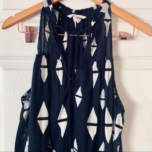 H&M sleeveless maxi dress in size 12
